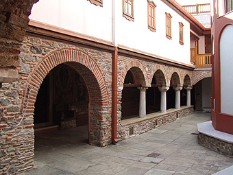Манастир Дионисијат, Света Гора