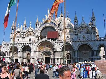 црква на свети апостол Марко во Венеција