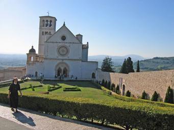 катедрала во Асизи