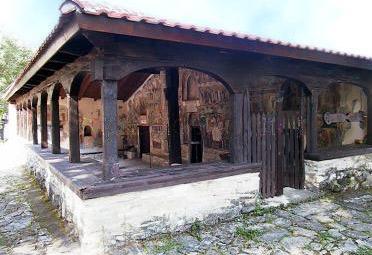 манастир на Светото Преображение, Зрзе (прилепско)