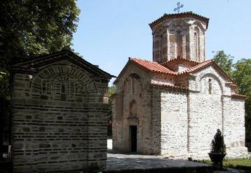 манастир на Успението на Пресвета Богородица, Матка (скопско)