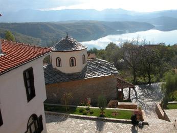 манастир на свети Георгиј, Рајчица