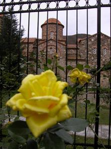 манастир на свети Леонтиј, Водоча (струмичко)