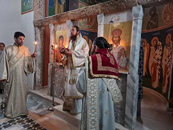 Викарен Епископ Јаков Стобиски: Тајната на Крстот