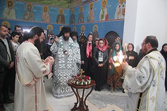 Викарен Епископ Стобиски г. Јаков: Жртвена прегратка (31.03.2019)