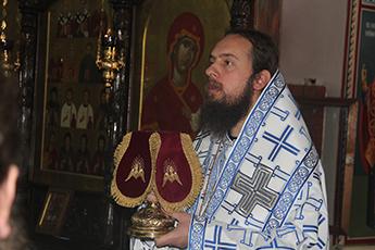 """Епископ Јаков Полјански: """"Денес дојде спасението на овој дом"""""""