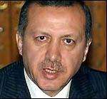 премиерот на Владата на Р.Турција, Реџеп Таип Ердоган