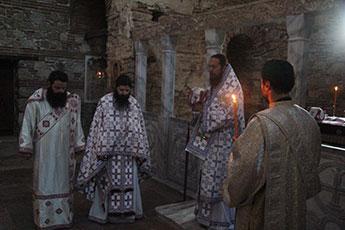 Викарен Епископ Јаков Стобиски: Свети Јован Крстител