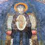 The Most Holy Mother of God, east apse, the Holy Sophia, Ohrid