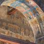 Агол во црквата Св. Георгиј, Старо Нагоричане