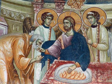 The Communion of the Apostles