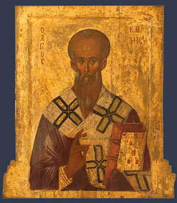 St Clement of Ohrid, XIV-XV centuries