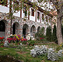 The monastic quarters in the monastery of the Most Holy Mother of God Eleusa, Veljusa